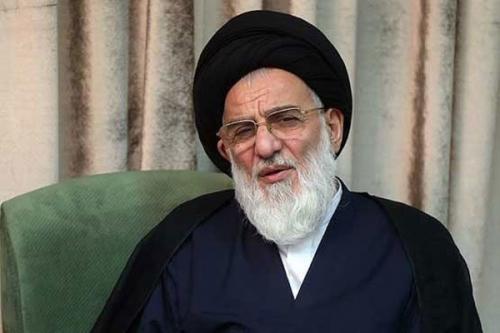إيران تعلن الحداد العام اليوم لرحيل شاهرودي
