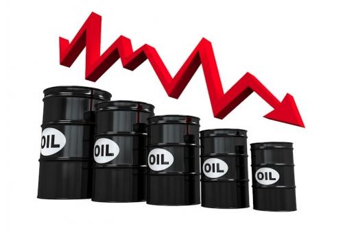 أسعار النفط تهوي الى 50 دولار