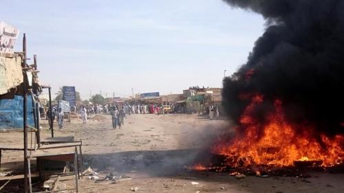 إحتجاجات السودان تدخل منعطفاً يهدد حُكم البشير