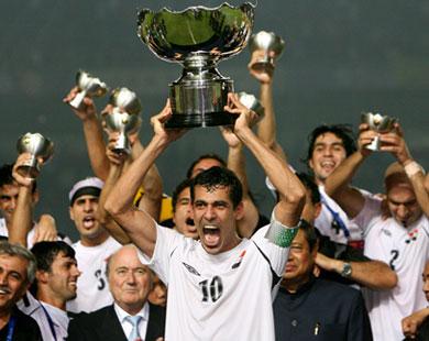 كأس آسيا.. تطلع عراقي لتكرار إنجاز 2007