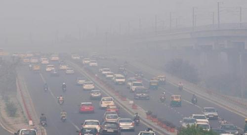 الهند تختنق في تلوث غير مسبوق