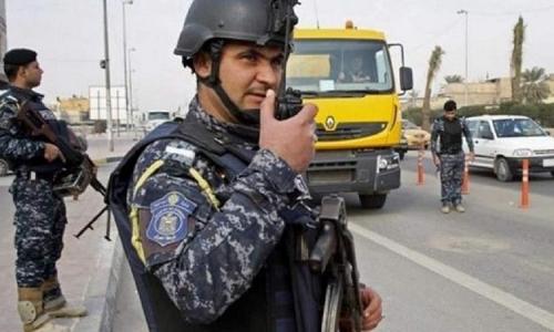 """الإعلام الأمني يعلن ضبط """"وكرين للارهابيين"""" في ديالى"""