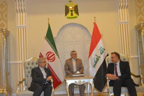 وزير إيراني في بغداد للقاء كبار المسؤولين العراقيين