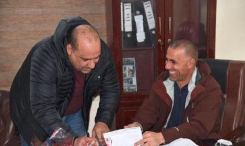 عصام حمد مدربًا لأمانة بغداد