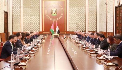 الأردن يُعلق على نتائج مباحثاته مع العراق