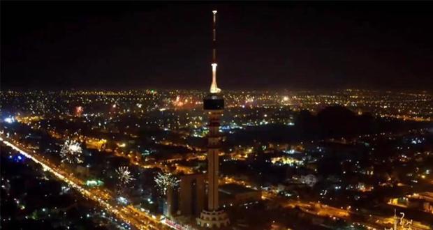 ماذا قال العراقيون للحشد الشعبي في ذكرى العام الجديد؟
