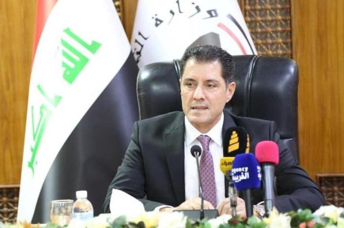 وزير التخطيط العراقي يهنئ بعيد الجيش العراقي الباسل ويبارك انتصاراته الكبيرة..