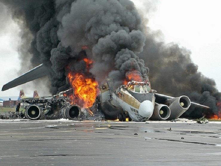 كشف هوية طائرة الشحن المحطمة في إيران ومصير طاقمها