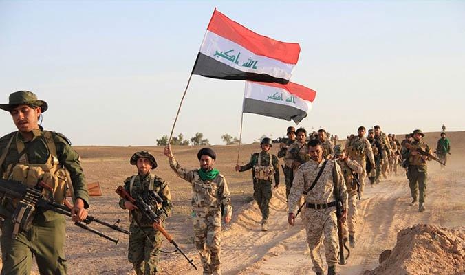 تقرير يبين الاوضاع على الحدود العراقية السورية ودور الحشد الشعبي والقوات الامنية (فيديو)