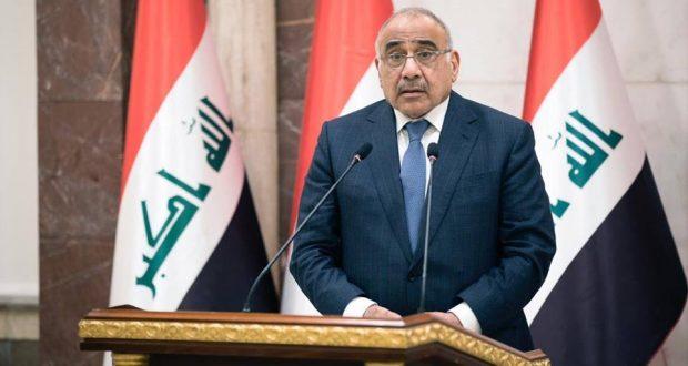 عبد المهدي: الحديث عن وجود مهلة لحل الحشد غير صحيح وهذا امر عراقي بحت