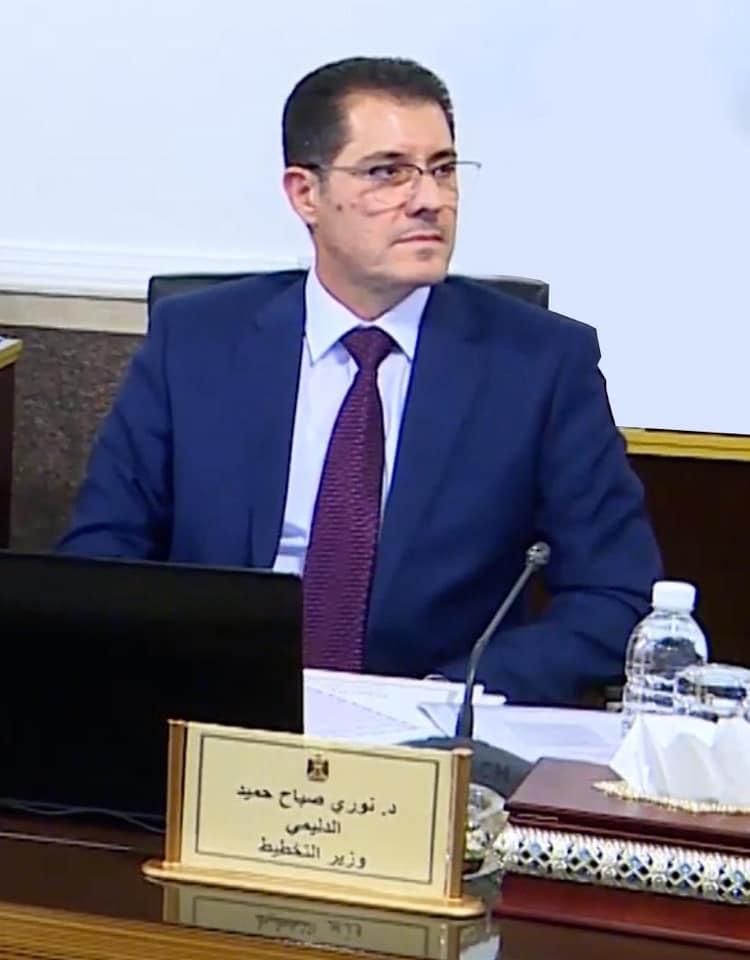 وزير التخطيط العراقي يعلن عن تفاصيل التعداد السكاني المقبل وخطط الوزارة المقبلة لتعزيز التعاون الدولي