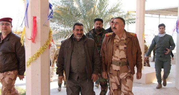 الحشد والجيش يعقدان اجتماعا موسعا لبحث الوضع الامني غرب الانبار