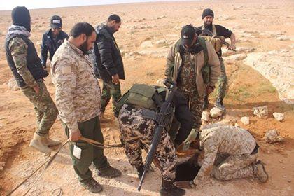 """اللواء 19 يدمر نفقا لـ""""داعش"""" غرب الأنبار"""