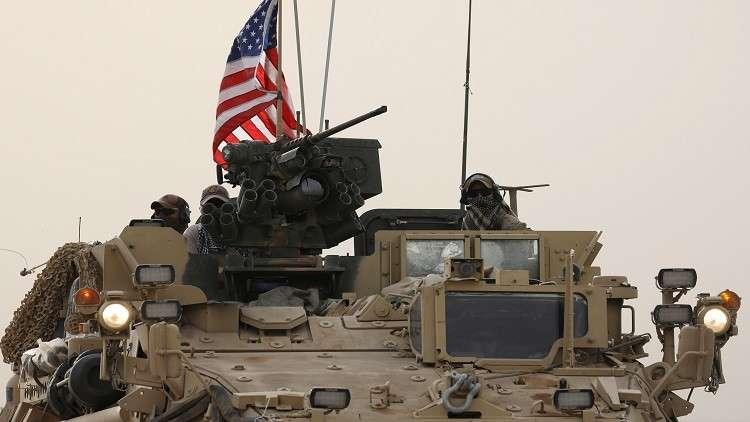 نائب:القوات الأميركية تتحرك في مناطق فيشخابور