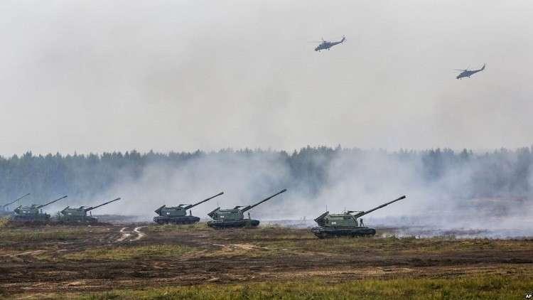 أهم 10 أحداث عسكرية في روسيا لعام 2018