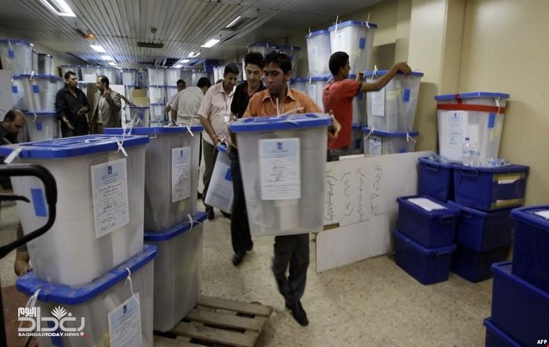 العقابي:انتخابات مجالس المحافظات ستعتمد الفرز والعد الالكتروني