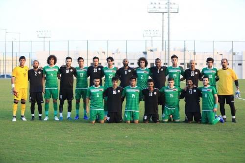 الاولمبي العراقي يختتم معسكر الدوحة بالفوز على مسيمير