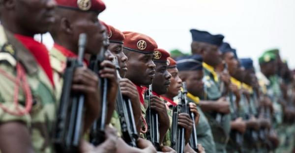 إنقلاب عسكري في دولة أفريقية