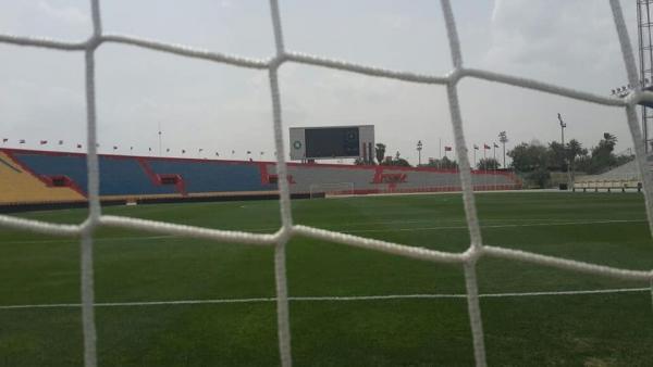 فتح ملعب الشعب أمام الجماهير لمشاهدة مباراة العراق وفيتنام