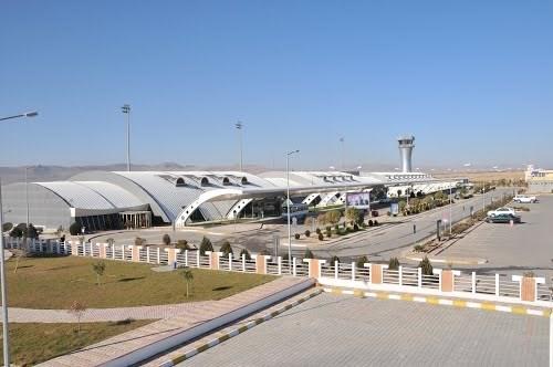 مطار السليمانية يكشف خسائر مهولة بسبب تركيا