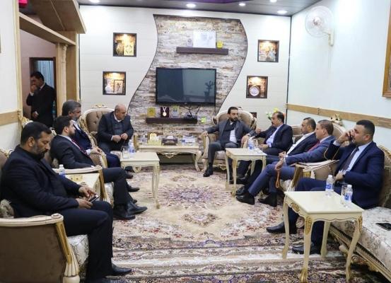 رئيس مجلس النواب يصل الى محافظة بابل