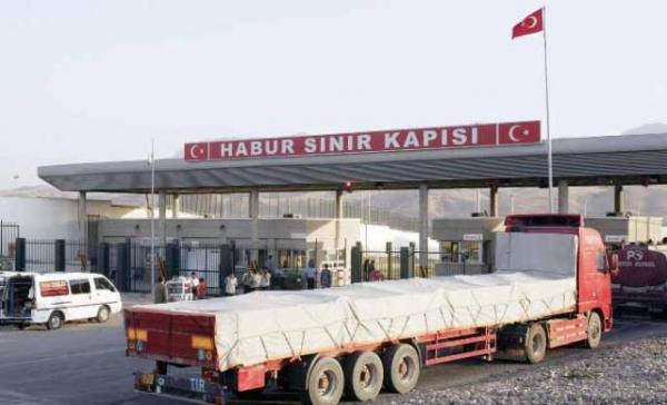 معبر جديد بين العراق وتركيا وإفتتاح عرعر التجاري