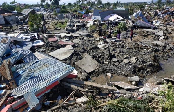 11 ألف زلزال ضرب بلد واحد في 2018