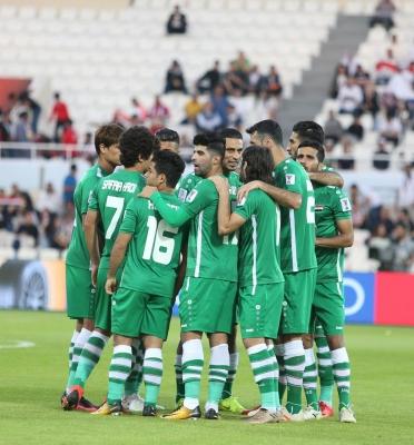 المنتخب الوطني يمطر شباك اليمن بثلاثية نظيفة ويتأهل إلى ثمن نهائي كأس آسيا
