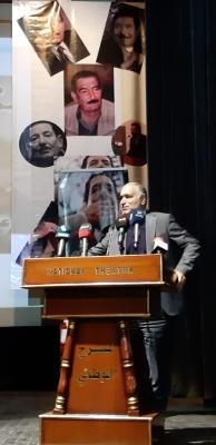 الحمود في أربعينيته: عريان السيد خلف حافظ على كرامة الشعر ولم يبتذله كما فعل آخرون