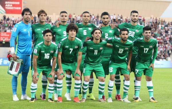 سيف سلمان يتوقع مباراة العراق وإيران