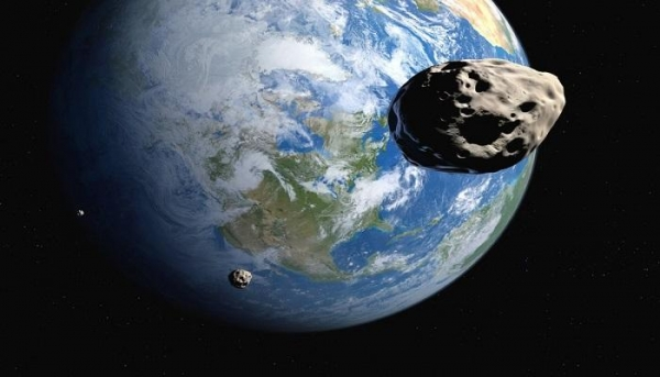 """كويكب """"يوم القيامة"""" يتجه للأرض وقد يغير شكل الحياة"""