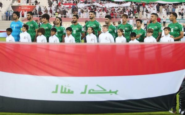 العراق وإيران في قمة آسيوية وصراع على الصدارة