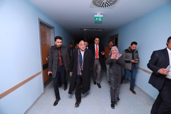 عبد المهدي يوجه بوضع الحلول الفورية لإنجاز المستشفى التركي في البصرة
