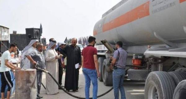 المنتجات النفطية تجهز نينوى بـ ١٠٢ مليون لتر من المشتقات وتؤهل خمسة منافذ توزيعية