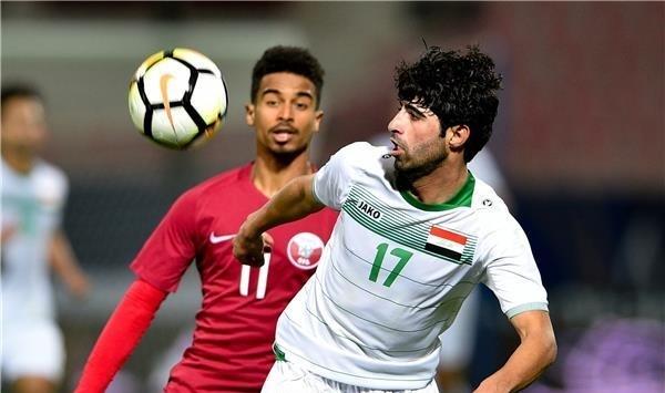 العراق وقطر في لقاء مصيري اليوم بإختتام دور الـ 16