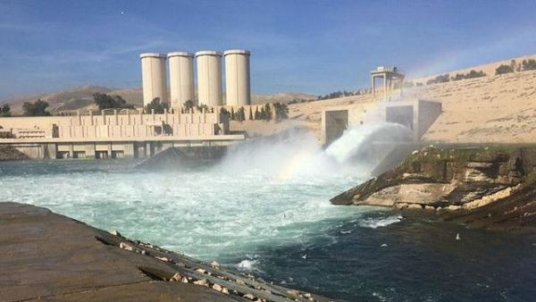 إعلان حكومي عن سد الموصل وموقف الجفاف في الصيف المقبل