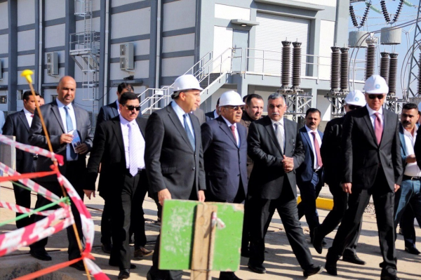 عبد المهدي: أزمة الكهرباء أخذت بعداً خطيراً وصُرف عليها الكثير من الأموال