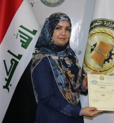 وزير ينهي تكليف مديرة قناة فضائية عراقية ويحولها الى سكرتيرة