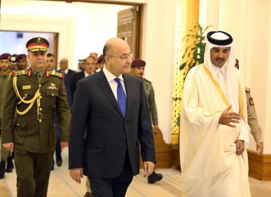 قطر لدول الخليج: يجب بناء علاقات طيبة مع العراق وإيران