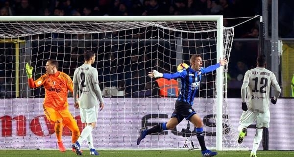 فريق علي عدنان يُطيح بيوفنتوس من كأس إيطاليا