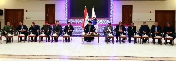 السيد عمار الحكيم: حان الوقت للنهوض بحقوق الكرد الفيليين في مشروع جامع