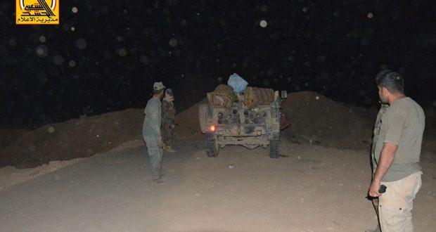 """إصابة سبعة زوار اجانب بينهم عراقي بهجوم """"داعشي"""" في بلد والحشد الشعبي يرد"""