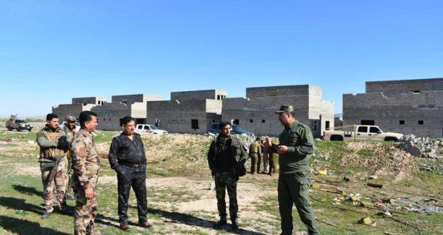 """الحشد والقوات الأمنية يلاحقان خلايا """"داعش"""" شمال صلاح الدين"""