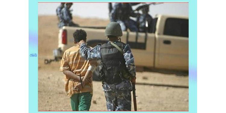 القبض على أحد قناصي داعش في الكرمة