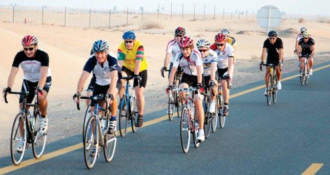 وطني الدراجات العراقي يشارك في بطولة آسيا المقبلة