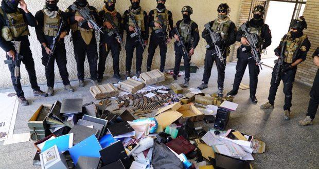 أمن الحشد يغلق مقرين وهميين في شارع السعدون ومنطقة العرصات ببغداد