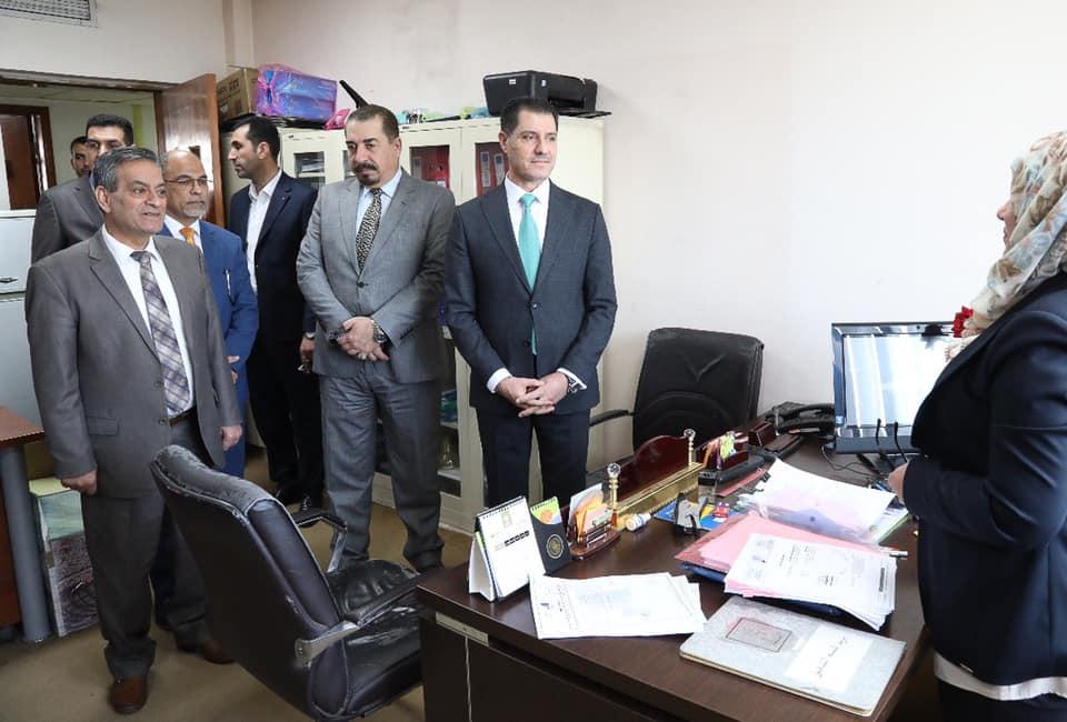 وزير التخطيط العراقي يُعلن عن رؤية الوزارة لدعم وتطوير خريجي التعليم الزراعي والصناعي