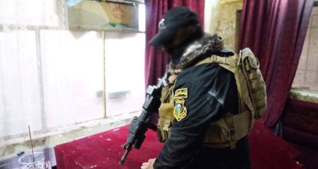 إغلاق مقر جديد يدعي الانتماء للحشد الشعبي ويبتز المواطنين جنوبي بغداد