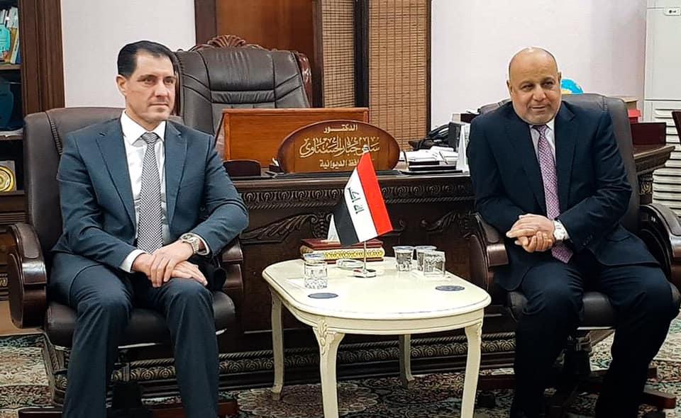 وزير التخطيط العراقي يتفقد واقع الخدمات في الديوانية ويوجه بزيادة مخصصات التنمية المستدامة للمحافظة