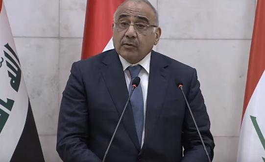 عبد المهدي: السيد داغر الموسوي لعب دورا بارزا بمقارعة النظام الصدامي والإرهاب